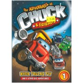 The Adventures of Chuck and Friends Vol. 1 - When Trucks Fly