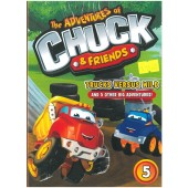 The Adventures of Chuck and Friends Vol. 5 - Trucks Versus Wild