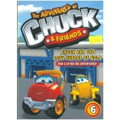 The Adventures of Chuck and Friends Vol. 6 - Chuck and the Lost Hubcap of Gold
