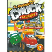 The Adventures of Chuck and Friends Vol. 7 - Lights, Cameras, Trucks!