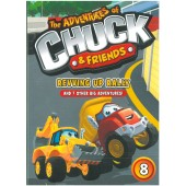 The Adventures of Chuck and Friends Vol. 8 - Revving Up Rally