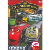 Chuggington Vol 7 - Trantastic Crew