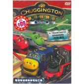Chuggington Vol 8 - Ratting Rivets