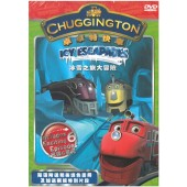 Chuggington Series 2 Vol 4 - Icy Escapades