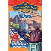 Chuggington Series 2 Vol 1 - Honking Horns!