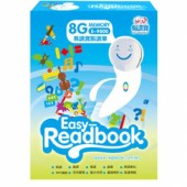 8G Easy-Readbook Touch-reading Pen +999 DIY Recording Stickers
