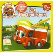 Finley the Fire Engine - Dex the Spoil Sport (VCD)