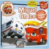 Finley the Fire Engine - Miguel on Ice (VCD)
