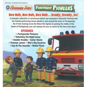 Fireman Sam - Pontypandy Pioneers