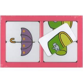 配對遊戲卡-生活用品