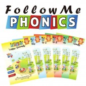 Follow Me Phonics Series