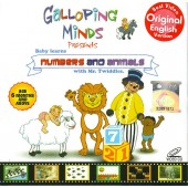 Galloping Minds - Baby Learns Numbers and Animals with Mr. Twiddles (VCD)