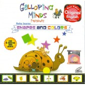 Galloping Minds - Baby Learns Shapes and Colors (VCD)