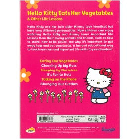 Hello Kitty Eats Her Vegetables & Other Life Lessons