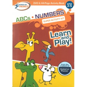 Hooked on Phonics Learn & Play: ABCs & Numbers