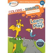 Hooked on Phonics Learn & Play: Colors & Shapes