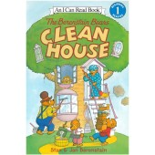 An I Can Read Book - The Berenstain Bears Clean House
