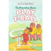 An I Can Read Book - The Berenstain Bears Play T-Ball
