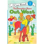 I Can Read! - The Berenstain Bears Out West