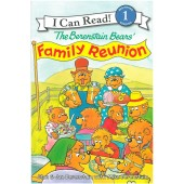 I Can Read! - The Berenstain Bears' Family Reunion