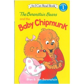 An I Can Read Book - The Berenstain Bears And The Baby Chipmunk