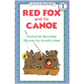 An I Can Read Book - Red Fox And His Canoe