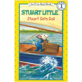 An I Can Read Book - Stuart Little Stuart Sets Sail