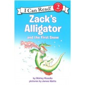 I Can Read! - Zack's Alligator And The First Snow