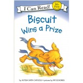 I Can Read! - Biscuit Wins A Prize