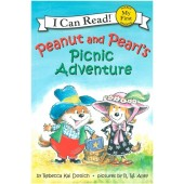 I Can Read! - Peanut And Pearl's Picnic Adventure