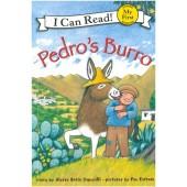 I Can Read! - Pedro's Burro