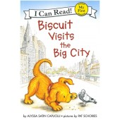 I Can Read! - Biscuit Visits The Big City