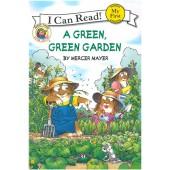 I Can Read! - A Green, Green Garden