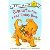 I Can Read! - Biscuit And The Lost Teddy Bear