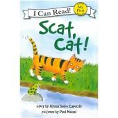 I Can Read! - Scat, Cat!
