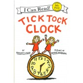 I Can Read! - Tick Tock Clock