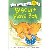 I Can Read! - Biscuit Plays Ball