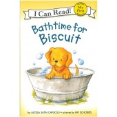 I Can Read! - Bathtime For Biscuit