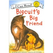 I Can Read! - Biscuit's Big Friend