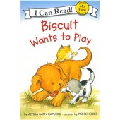I Can Read! - Biscuit Wants To Play