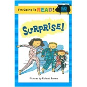 I am Going to Read - Surprise!