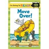 I am Going to Read - Move Over!