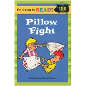 I am Going to Read - Pillow Fight
