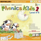 Phonics Kids 2 - Level 4-6