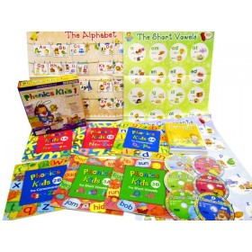 Phonics Kids 1 - Level 1-3