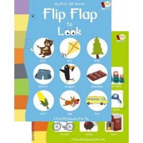 Flip Flap to Look Around 1 + 2
