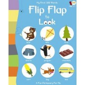 Flip Flap to Look Around - A Fun Pictionary For Me