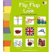 Flip Flap to Look Around - All Around My Mini World