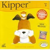 Kipper - The Little Ghost (Vol. 5) (VCD)