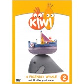 Kiwi Vol. 2 – A Friendly Whale and 12 other great stories